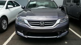 Honda Accord Sedan Sport Gris Oscuro 2015