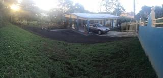 Se vende casa de campo con amplio terreno