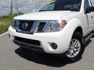 NISSAN FRONTIER SV 2016 !WOW! SOLO 500 MILLAS !!