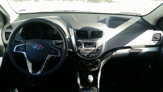 Hyundai Accent 5 Plateado 2017