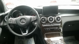 Mercedes-Benz Glc Glc300 Blanco 2017