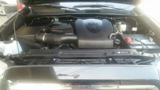 Toyota Tacoma TRD Sport Negro 2016