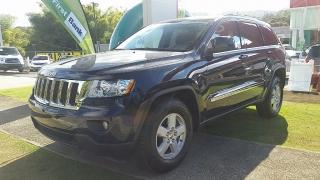 Jeep Grand Cherokee Laredo Azul 2012