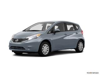 Nissan Versa Note S Plus Gray 2014