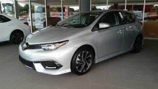 Toyota Corolla iM Plateado 2017