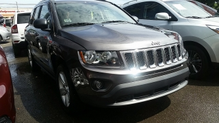 Jeep Compass Sport Gris Oscuro 2016