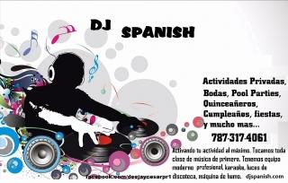 DJ Karaoke Luces