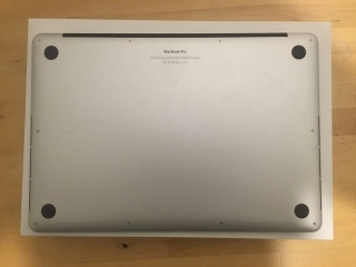 15 pulgadas MacBook Pro Retina i7 2.8Ghz 16 GB Ram