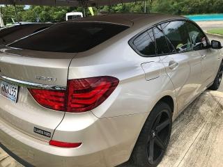 BMW 550i 2010