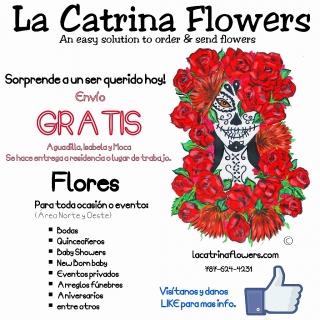 La catrina flowers Aguadilla