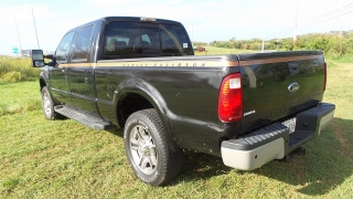 Ford Super Duty F-250 Srw XL Negro 2008