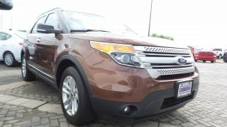 Ford Explorer XLT Dorado 2011
