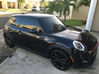 Mini Cooper s turbo nueva