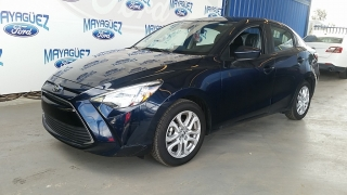 Scion Ia 4dr Sdn Man 2016