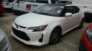 Scion Tc Monogram White 2014
