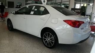 Toyota Corolla SE Blanco 2017