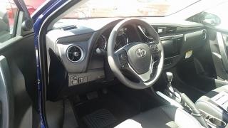 Toyota Corolla XSE CVT Automatic Azul 2017