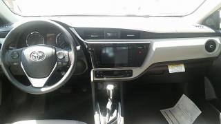 Toyota Corolla LE Negro 2017