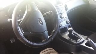Hyundai Genesis Coupe 2.0T Gris Oscuro 2012