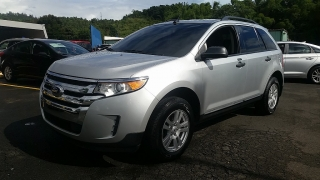 Ford Edge SE Plateado 2013