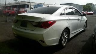 Hyundai Sonata GLS Blanco 2014