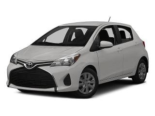Toyota Yaris Blanco 2015