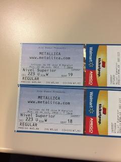 4  Taquillas Metallica Nivel Superior 60$ C/U