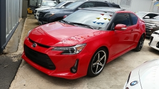Scion Tc Rojo 2015