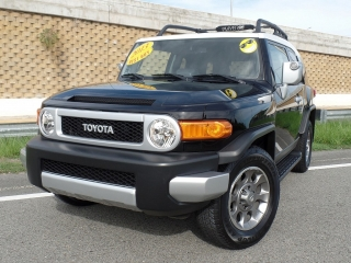 TOYOTA FJ CRUISER UP GRADE !WOW! MAJESTUOSA!
