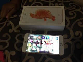 Iphone 6s plus de Claro