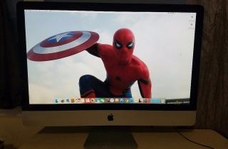 iMac 27 pulgadas late 2009