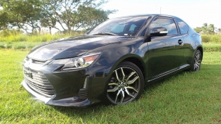 Scion tC Gris Oscuro 2015