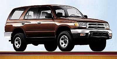 Toyota 4runner Base 1999