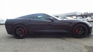 Chevrolet Corvette Stingray 2lt Black 2014