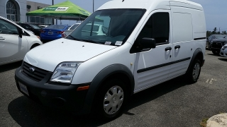 Ford Transit Connect XL Blanco 2012