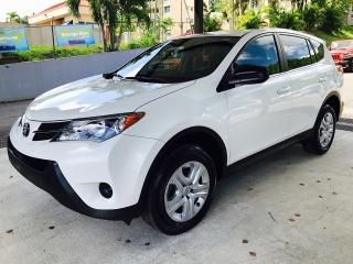 Toyota Rav4 Le Blanco 2013