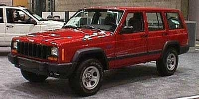 Jeep Cherokee Se 1998