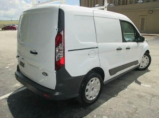 Ford Transit Connect Xl Blanco 2015