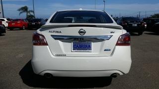 Nissan Altima 2.5 SV Blanco 2013