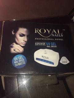 Royal Nails UV Gel
