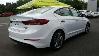 Hyundai Elantra Limited Blanco 2017