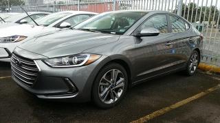 Hyundai Elantra Limited Gris Oscuro 2017