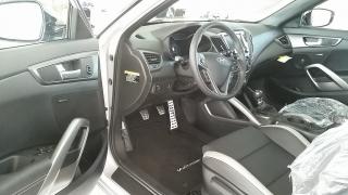 Hyundai Veloster Plateado 2017
