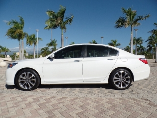 HONDA ACCORD SPORT 2015 !WOW! SOLO 12 MIL MILLAS!!
