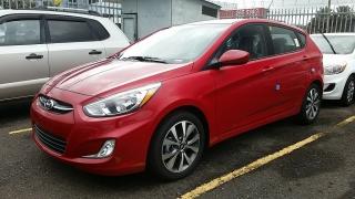 Hyundai Accent 5 Rojo 2017