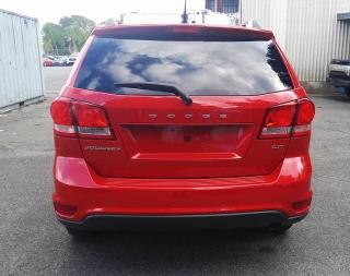 Dodge Journey Sxt Rojo 2016