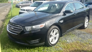 Ford Taurus SEL Negro 2013