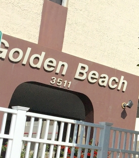 Cond. Golden Beach-Studio Remodelado!!
