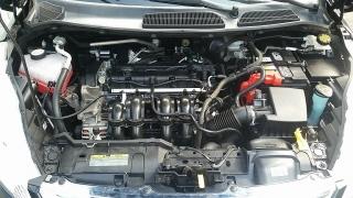 Ford Fiesta Sel Negro 2012