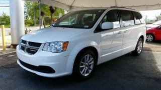 Dodge Grand Caravan SXT Negro 2014